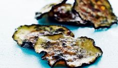 Chips sunne oppskrift, squash-chips | I FORM