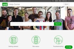 Check out the @vendhq team and find your way with simple icons.