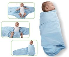 cheaters! this is for you ;-) alternative to a swaddling blanket