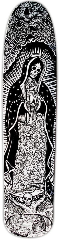 """Virgencita"" por Puro Gallo x Artemio"