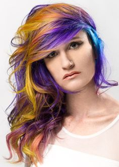 2016 SHOW US YOUR VIVIDS ENTRY | Melody Sparrow #pravana