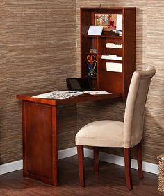 #College dorm room essential – convertible fold-out #desk