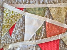 mele kalikimaka Christmas bunting by IvyandCompany on Etsy