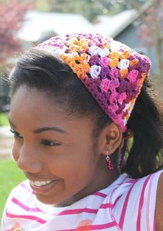 Summer Hair Kerchief Boutique Teen Fashion Trends by foreverandrea, #tween #fashion #summer #spring