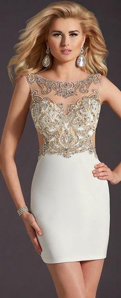#Clarisse 2671 #Cocktail #Dress