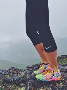 hiking! #fitspo