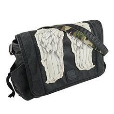 The Walking Dead: Daryl Wings Mini Messenger Bag