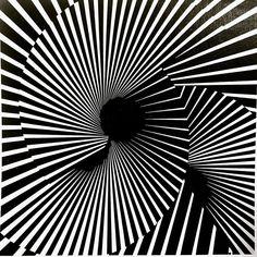 Franco Grignani, Structural dance, 1965 [from GARADINERVI] Instagram Private Profile Viewer, Instagram Story Views, Save From Instagram, Instagram Posts, Logo Sketches, Photo Logo, Sculptures, Gallery, Graphic Design