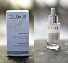 Sydney's Fashion Diary - Petite Lookbook, Fashion Steals and Deals: Review: Caudalie Vinoperfect Radiance Serum