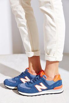 New Balance 574 Pennant Collection Running Sneaker - Urban Outfitters