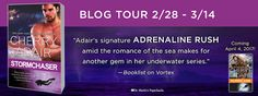 Tome Tender: Stormchaser by Cherry Adair Blog Tour and #Giveaway  Giveaway  *Prize - 1 mass market paperback copy of STORMCHASER USA Mailing Addresses Only*    Ends March 9, 2017