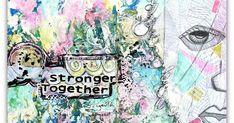 27 Amazing Photo of Scrapbook Art Journal . Scrapbook Art Journal Pastiche Scrapbook Studio Strength In Numbers Art Journal Page Art Journal Pages, Junk Journal, Art Journaling, Personal Achievements, Lion Design, Mixed Media Art, Cool Photos, Numbers, Strength