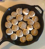 Derek on Cast Iron - Cast Iron Recipes: Recipe: Stuffed Mushrooms