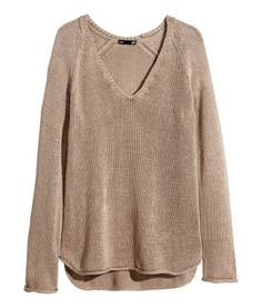 Knit Sweater | Product Detail | H&M