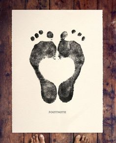 Baby Footprints Heart Tattoo Pin baby footprints heart tattoo but this ...