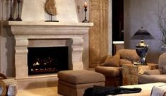 faux stone fireplace surrounds | commercial precast concrete panels california