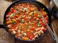 Pork Fricassé - Bolivian Food - Bolivian Food Recipes