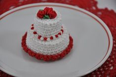 Segnaposto Matrimonio Mini Wedding Cake   Alluncinetto.it