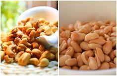 Cashews vs Peanuts