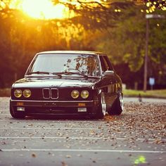 BMW e28 #Rvinyl & #BMW: A match made in heaven. Spend your time doing something useful this Thanksgiving like drooling over these pics.
