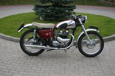 1958 Matchless CSR For Sale, Legendary and prabably the most wanted from post war Matchless production CSR less t Ajs Motorcycles, Triumph Motorbikes, British Motorcycles, Vintage Motorcycles, Old Bikes, Dirt Bikes, Classic Bikes, Classic Cars, Radial Engine