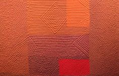 Bild Museum, Textiles, At Home Store, Color Stories, Textile Art, Stitch, Abstract, Diy, Image
