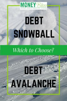 Debt snowball vs. debt avalanche vs debt stacking. So many terms.  The end goal is the same to pay off debt. Which method is up to you.  How to pay off debt? Get rid of debt today.  No more credit card debt, student loans, or auto loans.  Make a plan to get out of debt quickly or in 6 months.  Use one of these methods.