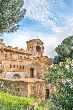 Porta Asinara, Rome, Italy by Luigi Mancini, via Flickr/p
