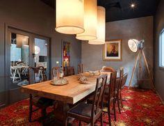 VINTAGE & CHIC: decoración vintage para tu casa · vintage home decor: Una oficina que no lo parece (o de cómo trabajar mejor que desde casa)...