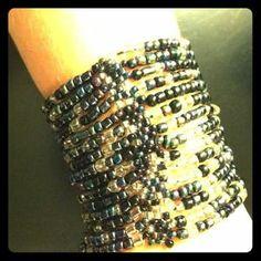 Jewelry - beaded Stretchy Bracelet