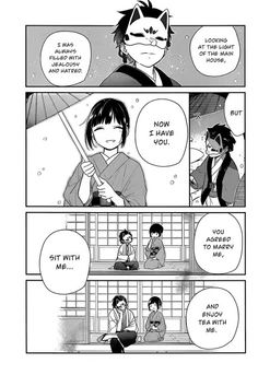 Nenene is a good new manga. Romance, Comedy, and heart warming