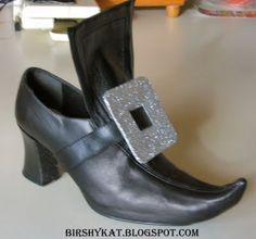 MUST make, witches shoes!