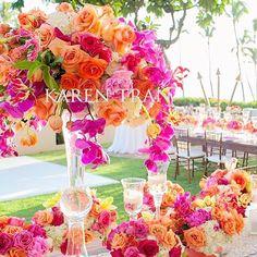 Beautiful Tablescape   Karen Tran #karentran