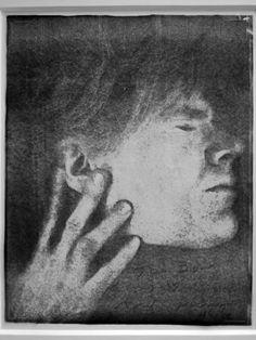 Andy Warhol (1928-1987) ** Andy Warhol (Pittsburgh, 6 augustus 1928 - New York City, 22 februari 1987) was een Amerikaans kunstenaar, filmregisseur en auteur. Warhol werkte tevens als muziekproducent en acteur. Vanuit zijn achtergrond en ervaring in de toegepaste kunst was Warhol een van de protagonisten van de popart in de Verenigde Staten in de jaren 50 en 60 van de 20e eeuw.