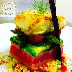 Si esta lleno de color y sabor entonces debe ser Private Chef Playa. #healthychef