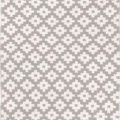 Dash & Albert - Samode Teppich - Platin-/Elfenbein - 91x152cm