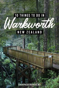 It's a town that everyone passes through on a road trip to Northland or the Bay of Islands, b Stuff To Do, Things To Do, North Island New Zealand, Popular Holiday Destinations, New Zealand Travel Guide, Bay Of Islands, Road Trip Packing, Historical Architecture, Haunted Places