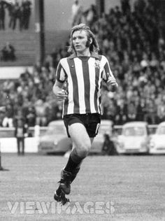 Tony Currie - Sheffield United and England He could do magic.