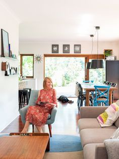 Kersten and Kim's Brightened Family House