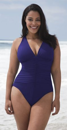 1eb6909eafdfc Newest women plus size swimwear high wais Sexy Hollow out Patchwork push-up  One piece swimsuit bodysuit slim wear bathing suits
