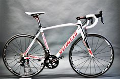 Flashy!  2012 Specialized Tarmac SL4.