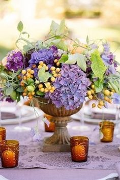yellow purple passionfruit wedding colour style brides of adelaide magazine