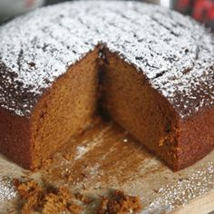 Acadian Syrup Cake