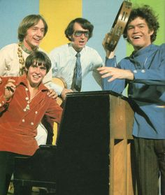 The Monkees minus Michael Nesmith