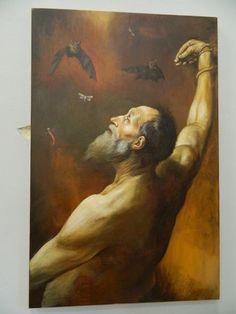 seen @ Spinnerei Galerien, Leipzig 2011.