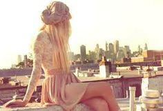 one girl in Paris!