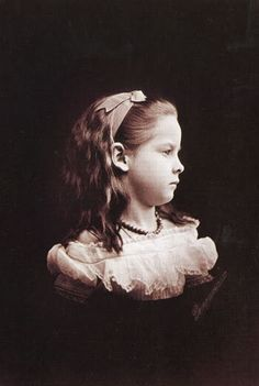 Princess Zenaida as a child