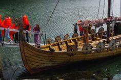 Viking Ship - Bergen - Norway