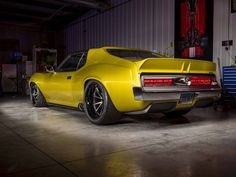 This Insane 1,000-HP AMC Javelin Has a Hellcat Under the Hood » AutoGuide.com News
