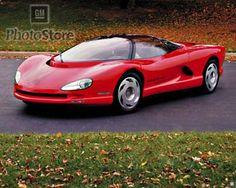 1986 Corvette Indy Concept Car